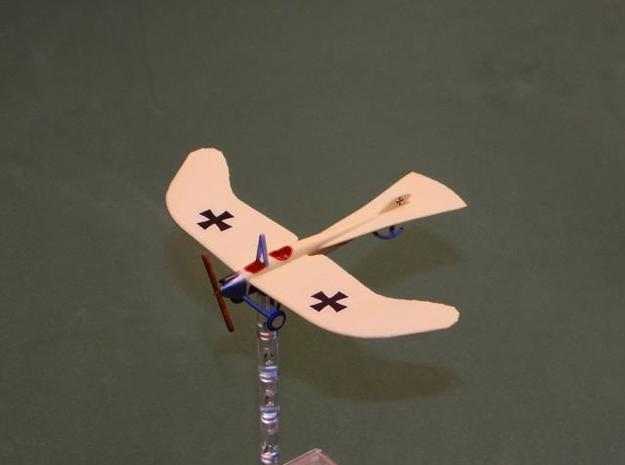 Rumpler Taube 1:144th Scale 3d printed
