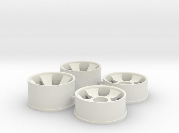 Ver2 0 Offset in White Natural Versatile Plastic