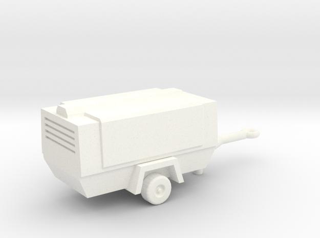 TT Scale Atlas Copco Mobile Compressor