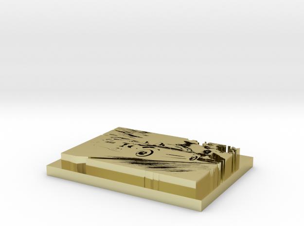 TT 3D 3d printed