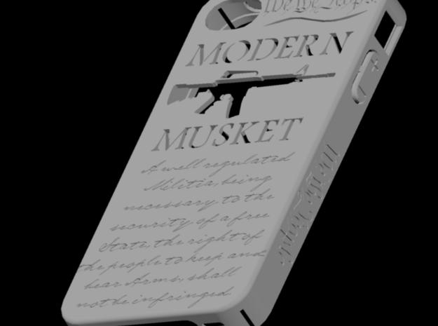 Modern Musket Strickler Personal Case 3d printed