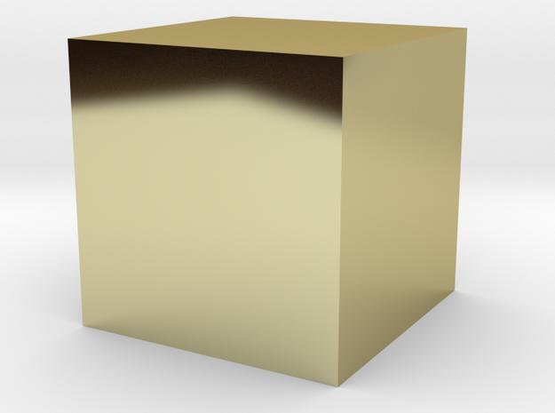 10mm Cube 3d printed
