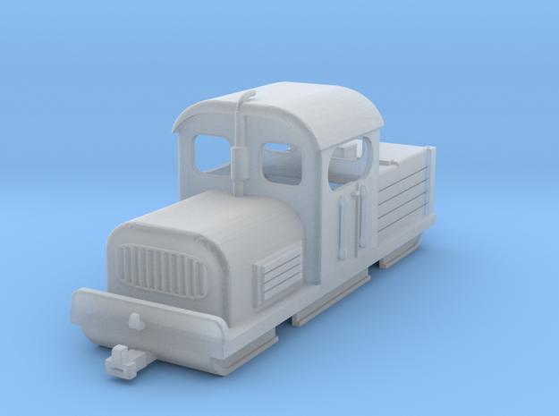 Industrial diesel model shunter H0e/H0n30