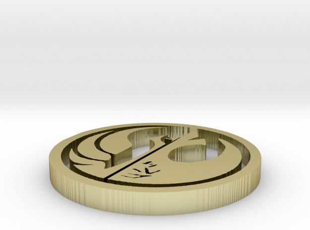 CSJ Logo 3d printed