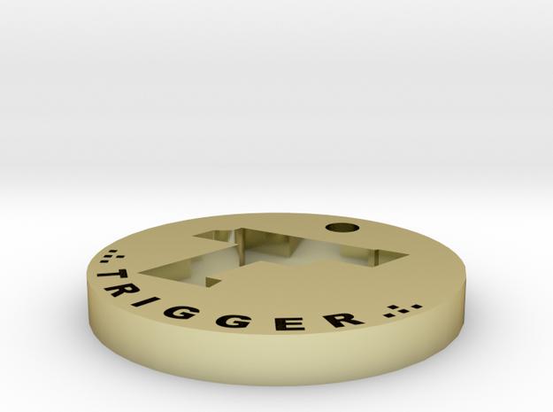Trigger Pendant Final 3d printed