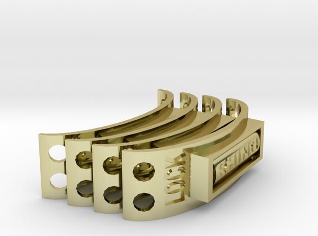 RHINO LOCK V3 3d printed