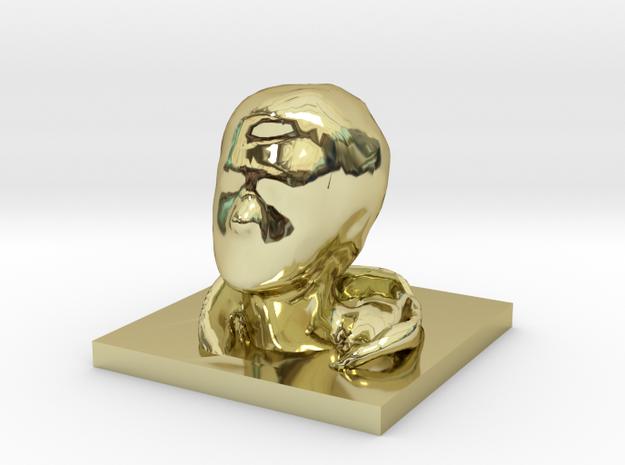 Brenda In 3D 3d printed
