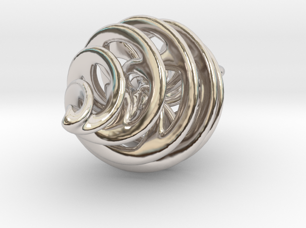 Entanglement Bauble (with loop)