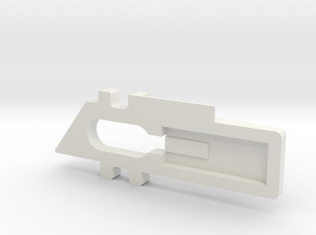 Window Lock 2 in White Strong & Flexible