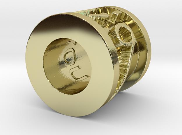 Jullia bead 3d printed