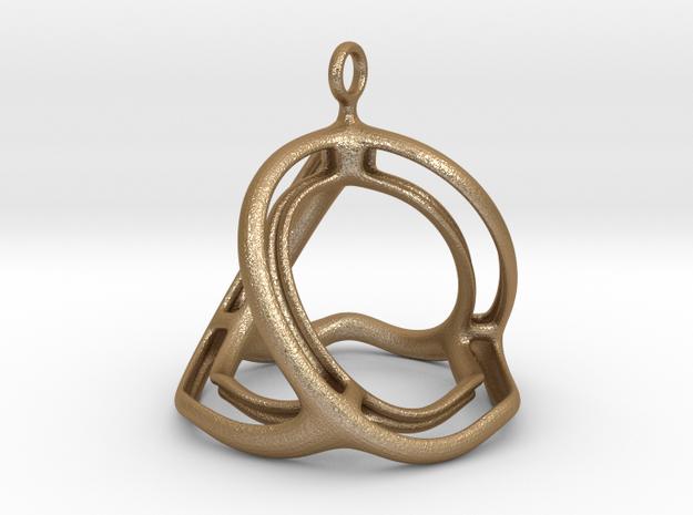 Spherohedron 3d printed