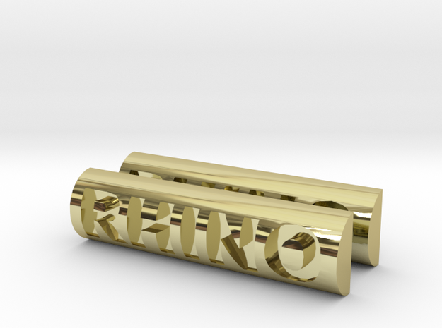RHINO V5 LOCK BUTTON ONLY 3d printed