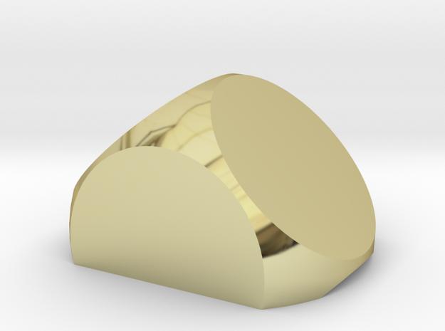 Sunken-dice-2 3d printed