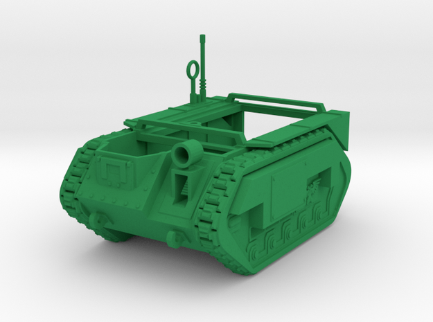 28mm Imperets Artillery Tractor Downloadable