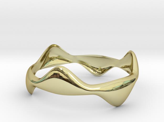 Tripod Bracelet 3d printed