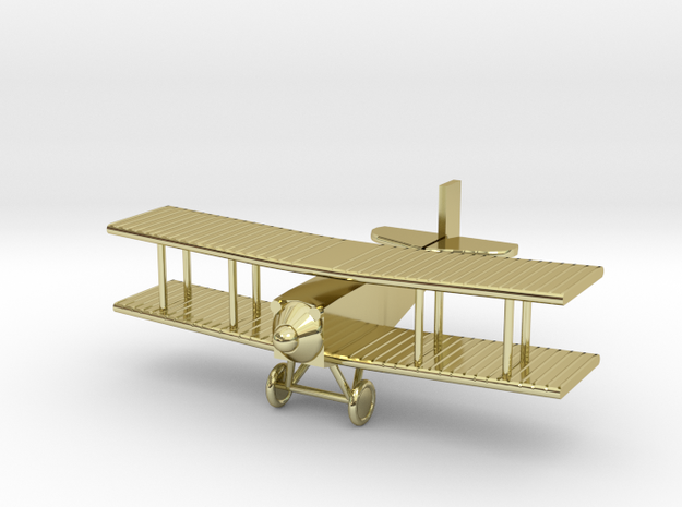 Thomas Morse MB-3 3d printed