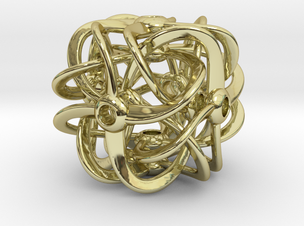 CYCLES pendant 3d printed