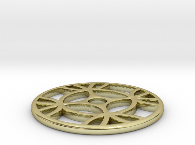Grunatasymbol 3d printed