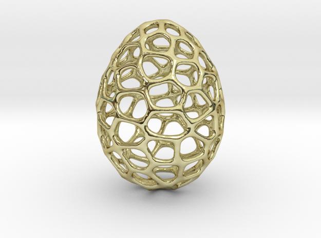 Dino Egg Pendant 3d printed