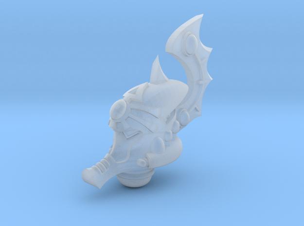 Space Elf Arch Wizard Head 01