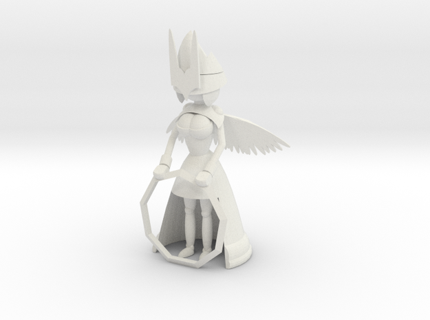 Angelic Guardian in White Strong & Flexible