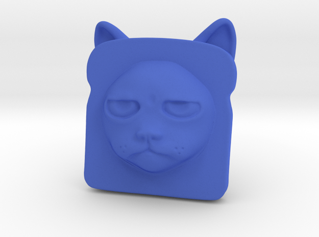 Bread Cat!  AKA Toaster Kitty 3d printed