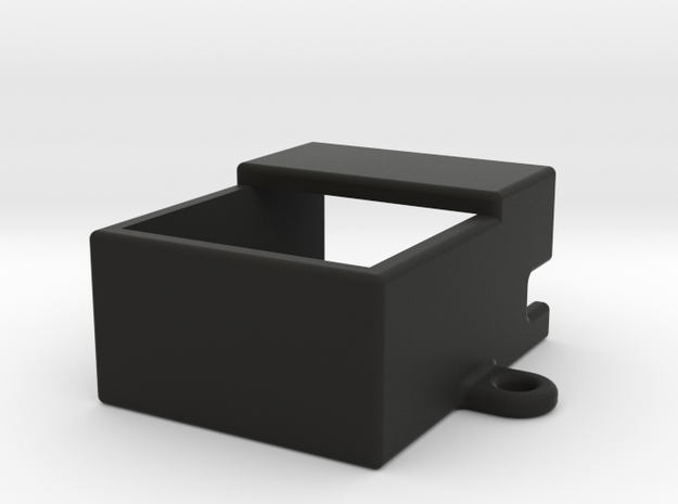 Spektrum AR610 Housing in Black Natural Versatile Plastic