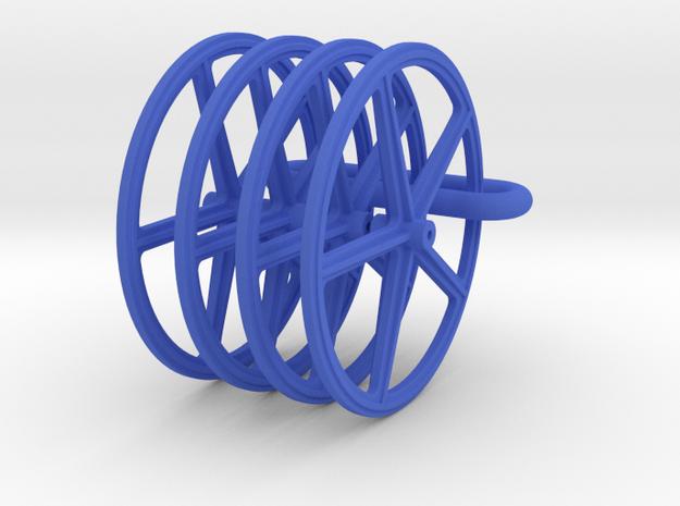 25mm wheels, 4pcs 3d printed