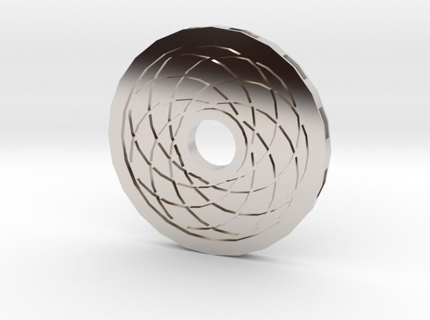 Spirograph Coin
