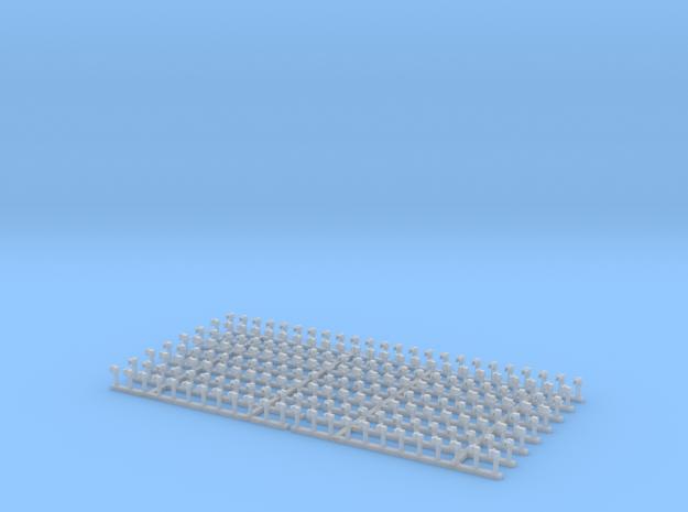 A13 N stake pockets, single staple x192 3d printed