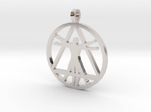 medallon 3d printed