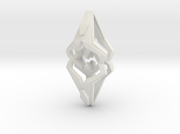 """head to head, heart to heart"" HEARTY, pendant 3d printed"