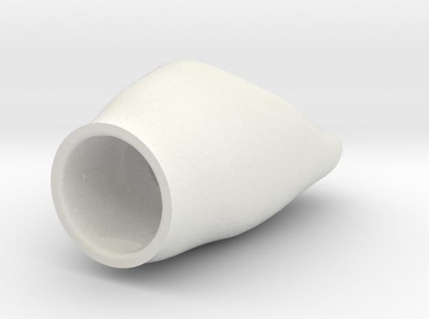 Ensamble Ok - Tooth 11b-1 in White Natural Versatile Plastic