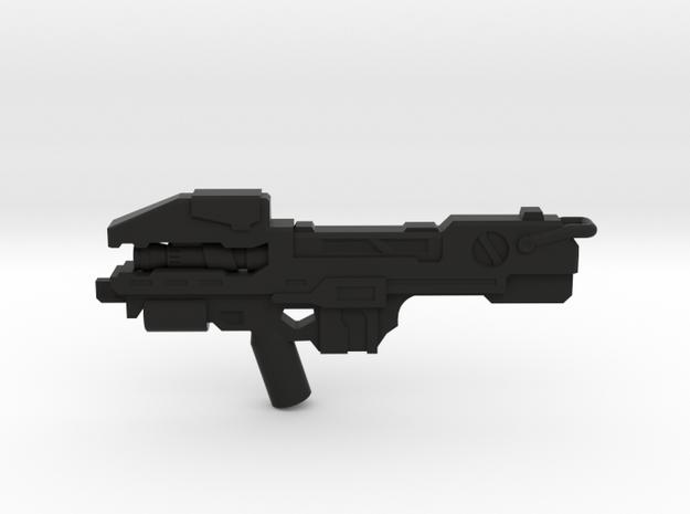 Vanguard Beam Cannon  in Black Natural Versatile Plastic