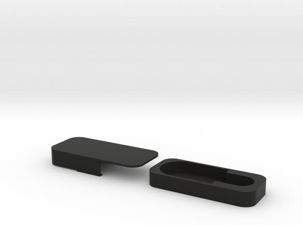 Lomography Petzval Aperture Plate Case in Black Natural Versatile Plastic