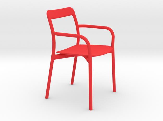 Branca Modern Designer Chair 1:12 scale