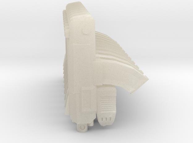 Assault Carbine w\ Underslung Plasma Cutter 28mm 3d printed