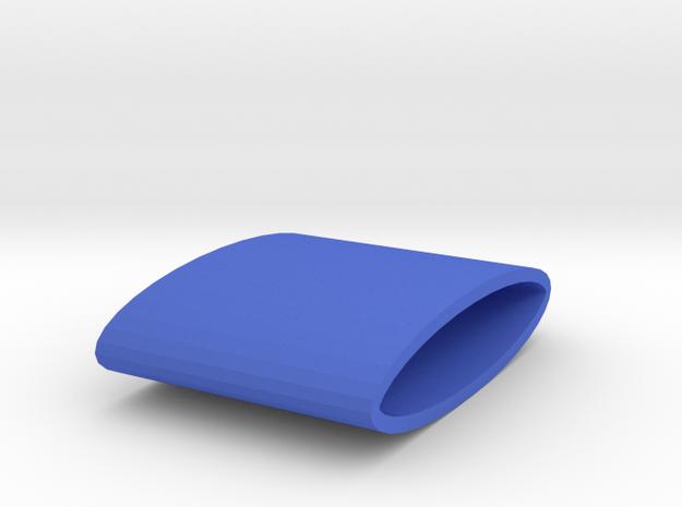 HK87 interhemispheric link 100 percent in Blue Strong & Flexible Polished