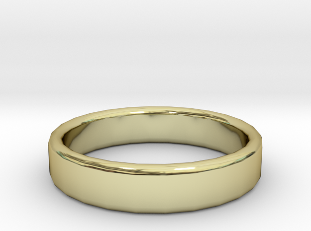 Wedding Ring Size 8 in 18k Gold
