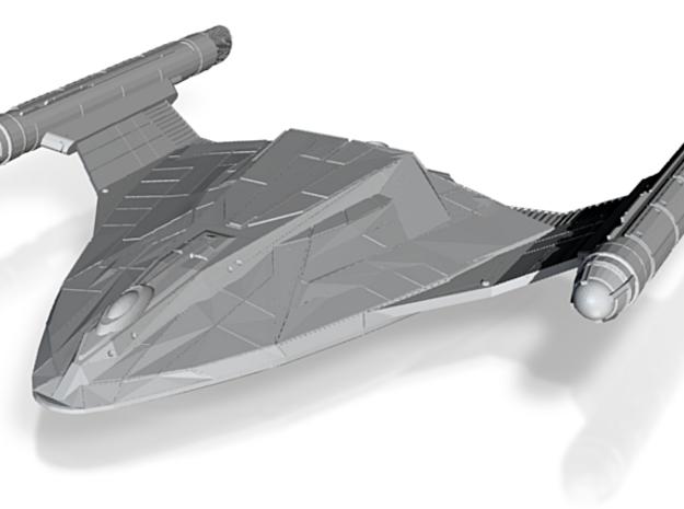 Delta Warp Ship 3d printed