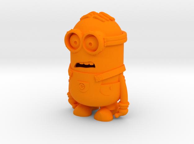 Minion 3d printed
