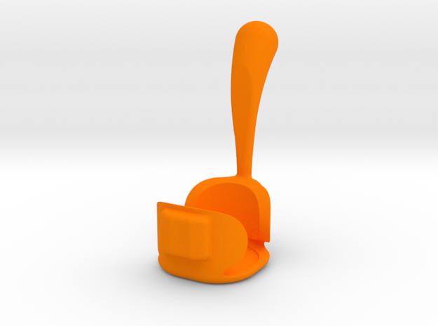 Droplet - Eye drop aid 3d printed