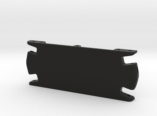 Super SuDu Skid in Black Natural Versatile Plastic