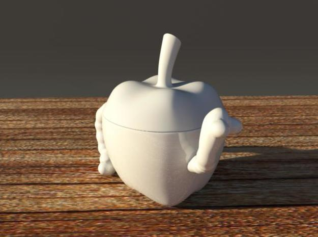 [By-mE] Apple Cup 3d printed