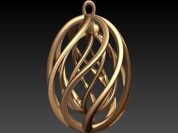 Flow in Natural Brass