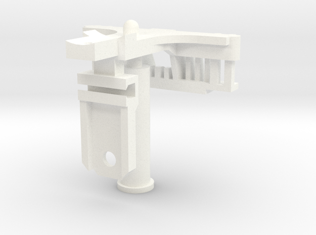 Parts to convert F&C loco to 2-4-0 [set B] 3d printed