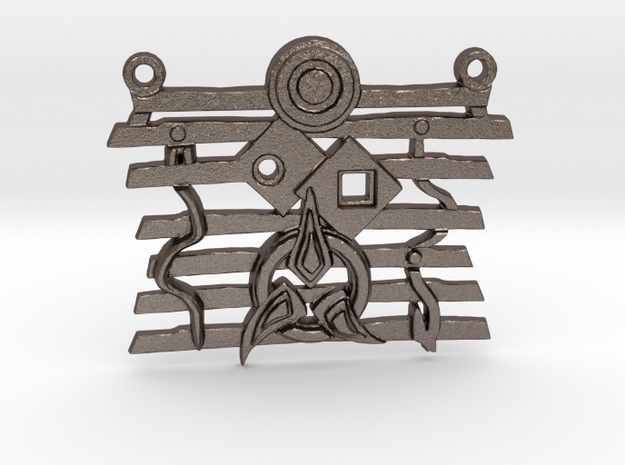 Warrior Ethos Pendant 146075 3d printed 1st 3d print version of this design