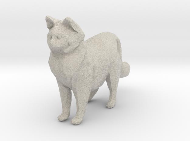 Ragdoll Kitty Toy Charm by Cindi (Copyright 2015)