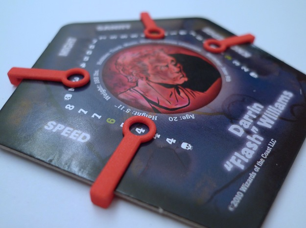 Replacement Clips Betrayal at House on the Hill