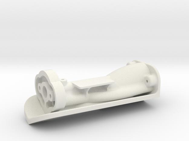 Jet Drive V1.3 for Proboat Impulse 9  in White Natural Versatile Plastic